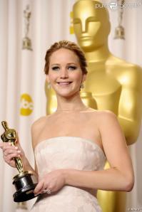 Jennifer Lawrence Oscar