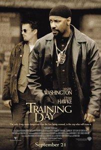 dia de treinamento