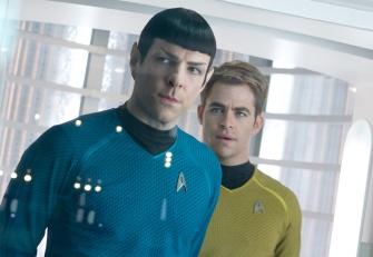 Spock e Kirk