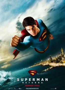 Cartaz Superman o retorno