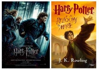 Harry e as reliquias da morte