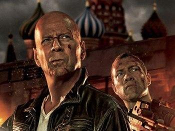 McClane e filho