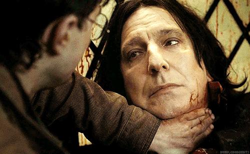 Morte Snape