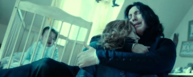 Snape e Lilian
